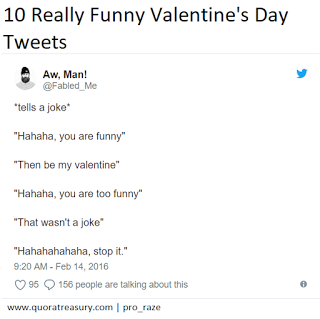 10 Really Funny Valentine S Day Tweets Indian Edition Funny Valentine Really Funny Funny Memes