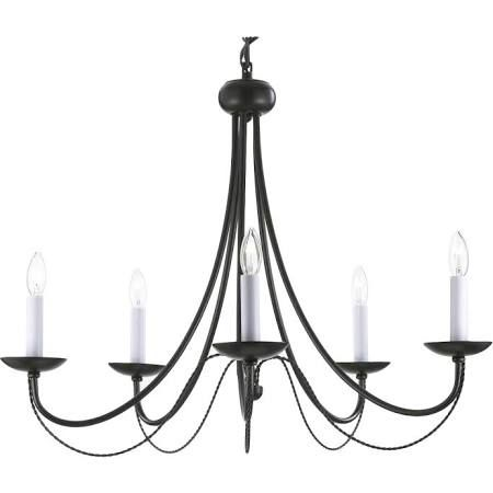 Gallery Versailles Swag PlugIn Wrought Iron Light Chandeli Swag - Black wrought iron bathroom light fixtures