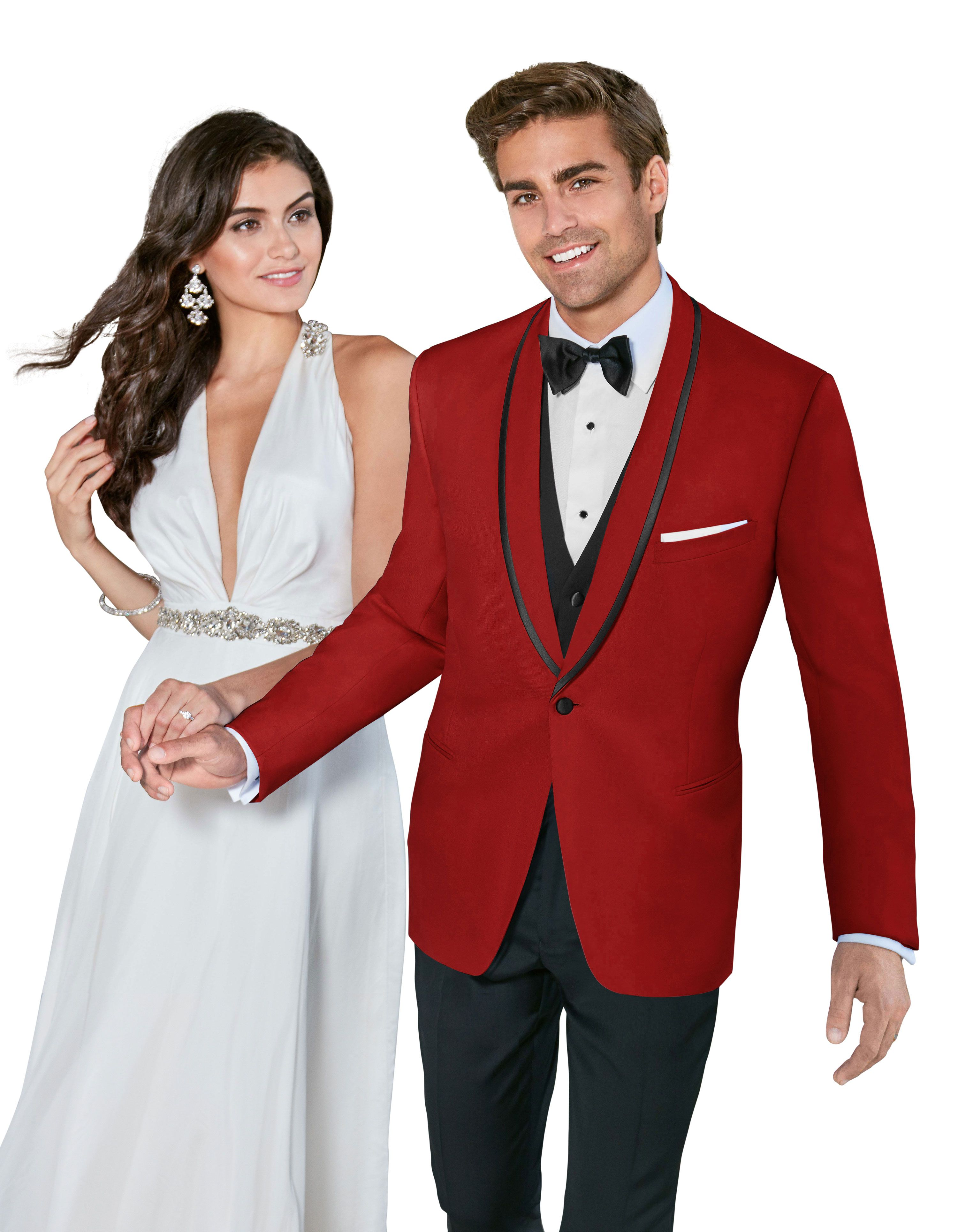 Pin by Black Tie Formalwear on Tuxedos | Pinterest | Red tuxedo