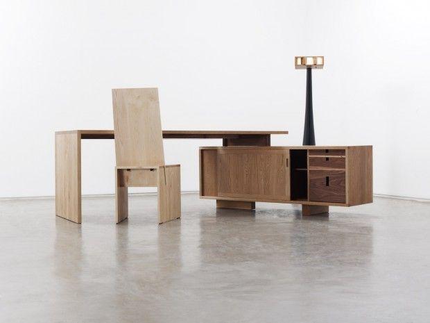 Meubles En Bois Par Bahk Jong Sun Journal Du Design Meubles En Bois Mobilier De Salon Bois Concept