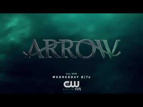 trailer and promo for arrow