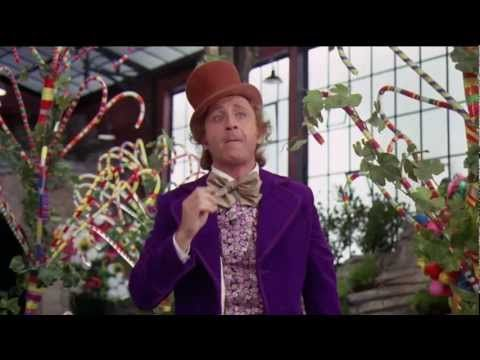 WILLY WONKA AND THE CHOCOLATE FACTORY: Pure Imagination Gene Wilder (1971)