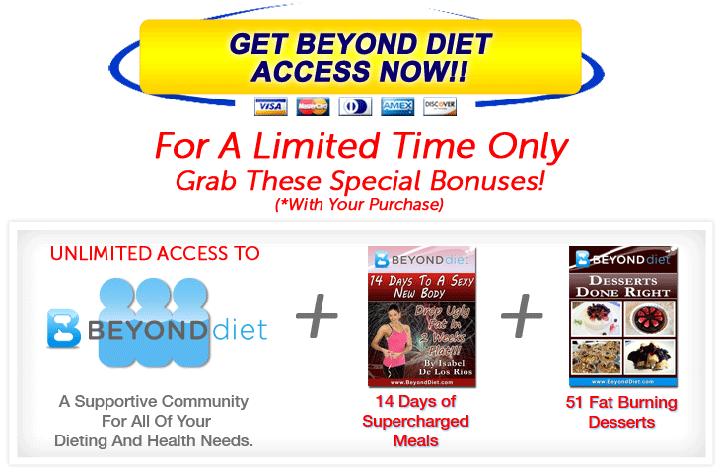 beyond diet 14 days program