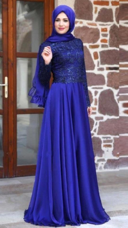 085b59eb475 Muslim Evening Dress