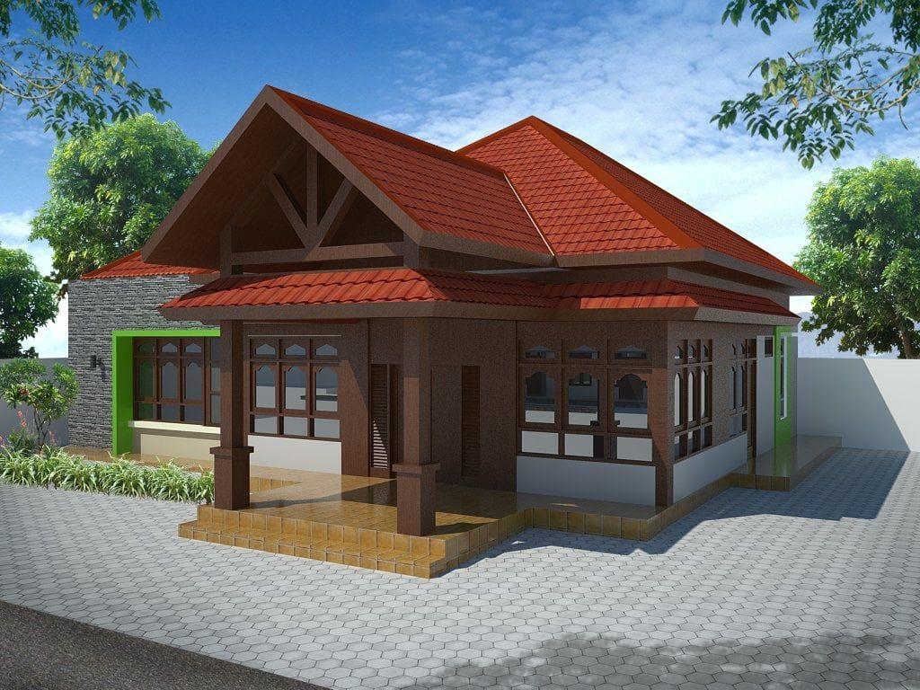 Pin Di Desain Rumah Terbaru