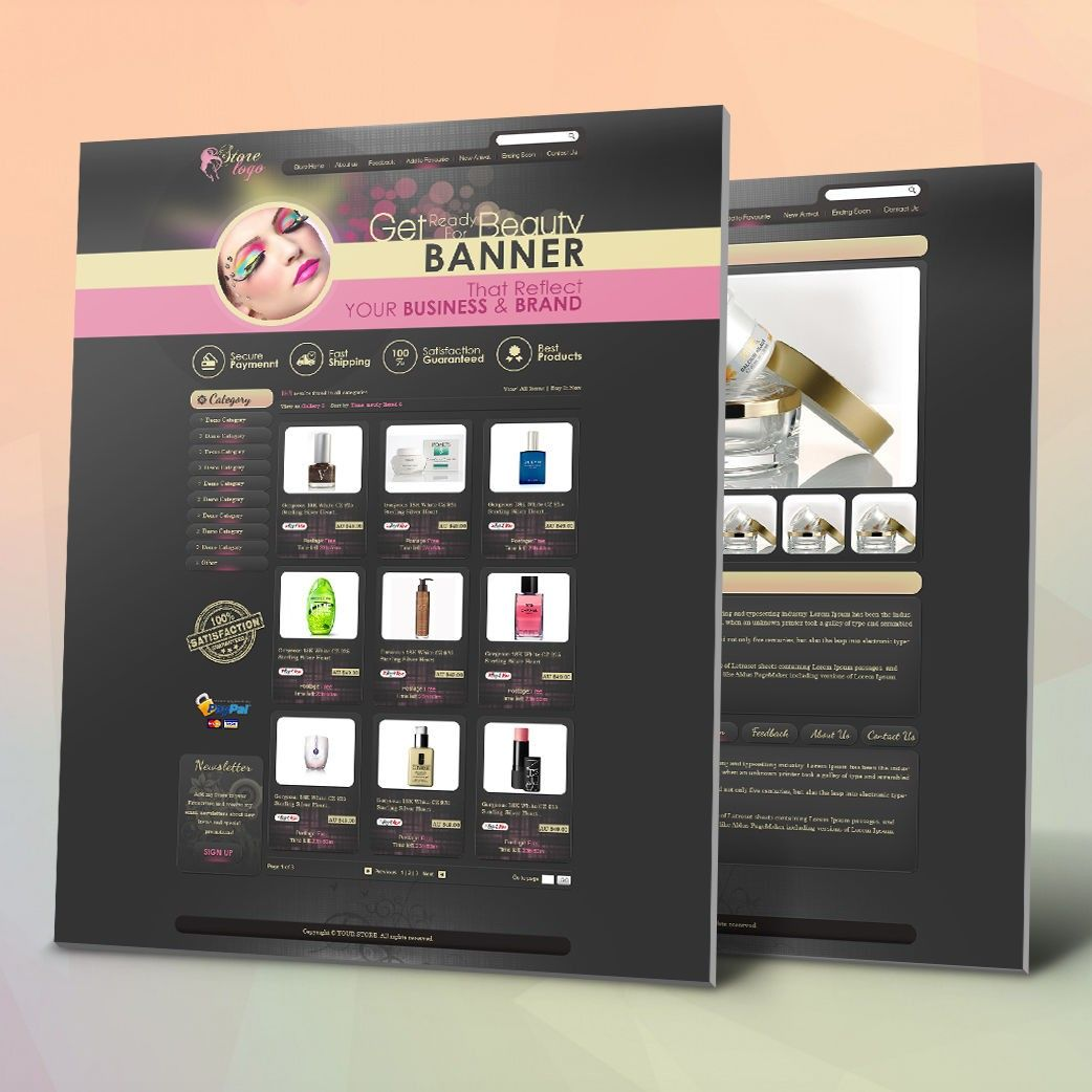 Pin on Readymade Template Designs