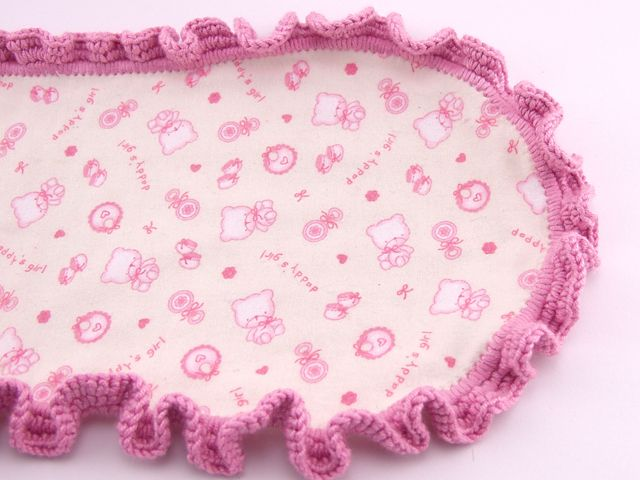 Baby Shower Crochet Edges for Baby Blankets – Pattern Book #3 ...