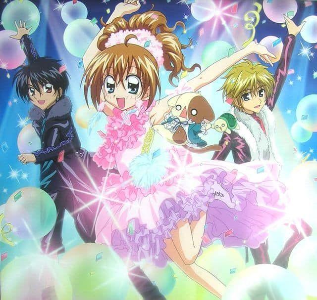 Kilari Tsukishima con Na-san e Hiroto Kazama e Seiji ...