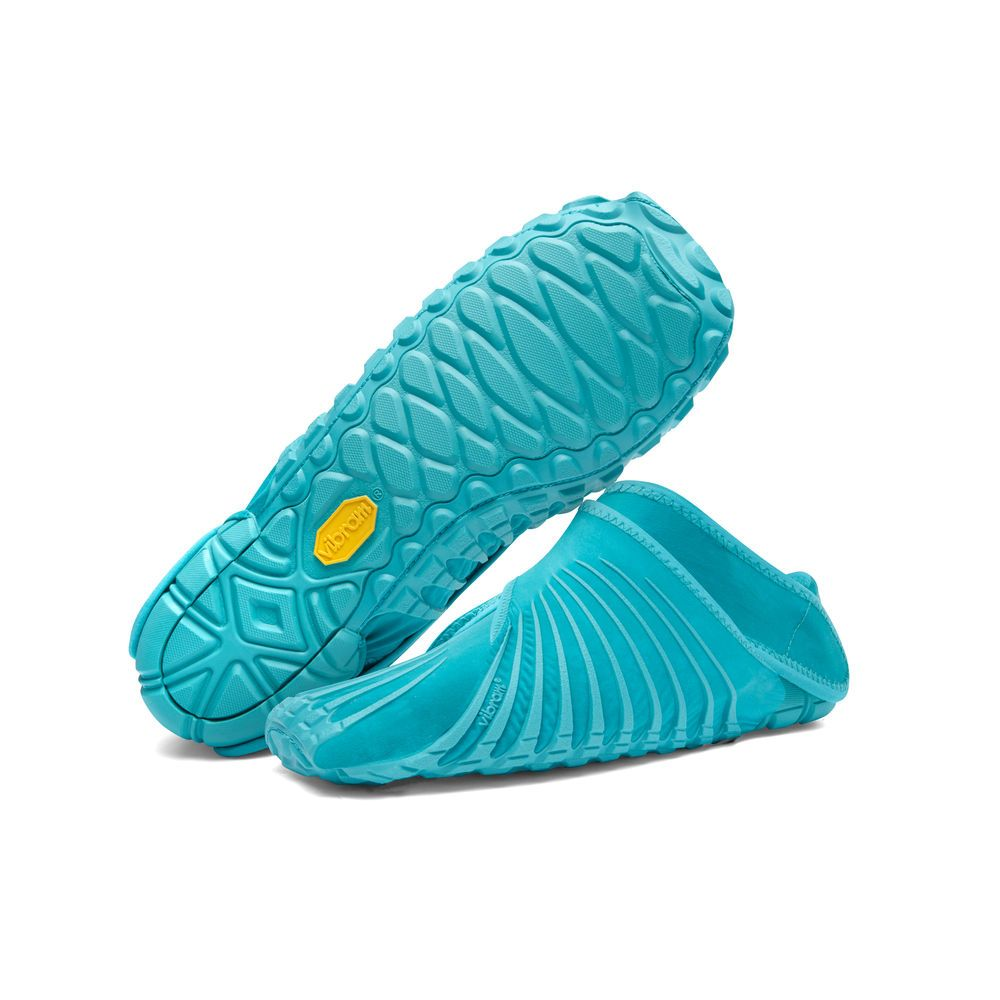 <p><strong>Vibram Furoshiki: The wrapping sole for everywhere you go, and everything do!</strong></p>  <p></p>  <p><strong>New</strong> from Vibram. A fashionable, packable shoe you take everywhere!</p>  <p></p>  <p>Our latest and greatest innovation in alternative footwear! Take it Everywhere ... for everywhere you go and everything you do, there's Furoshiki!</p>