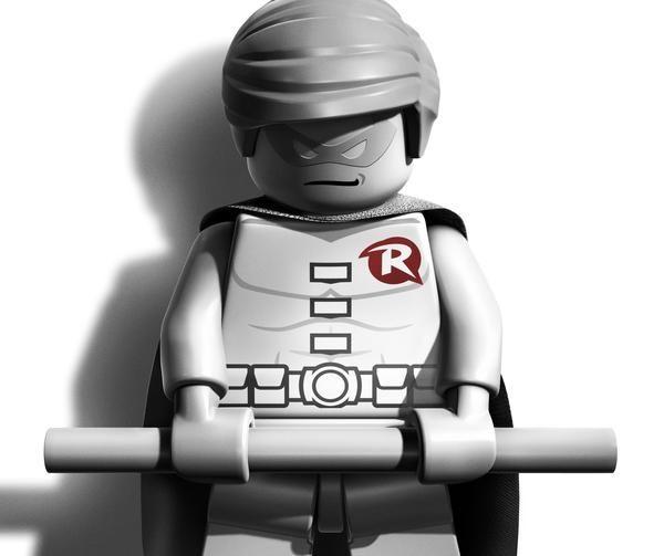 LEGO: Batman 2: DC Super Heroes Parody Renders - Comic Vine | Marvel ...