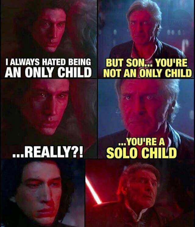 Just an average galactic joke