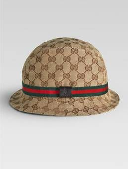 A Gucci hat - why not?