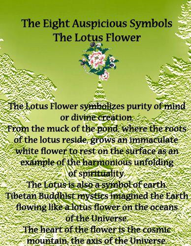 Sigils symbolsthe eight auspicious symbols of buddhism the sigils symbolsthe eight auspicious symbols of buddhism the lotus flower mightylinksfo