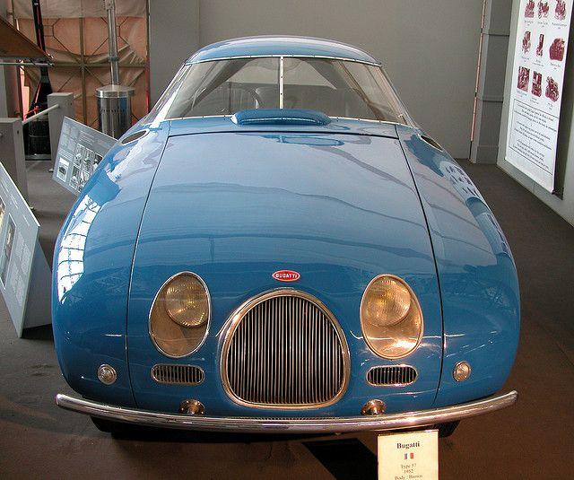 1952 Bugatti 57