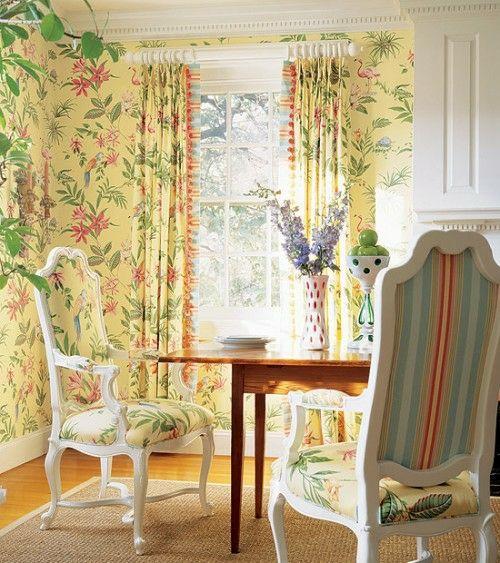 22 wunderschöne Ideen für dekorative Vorhänge zu Hause - gardinen - gardinen muster für wohnzimmer