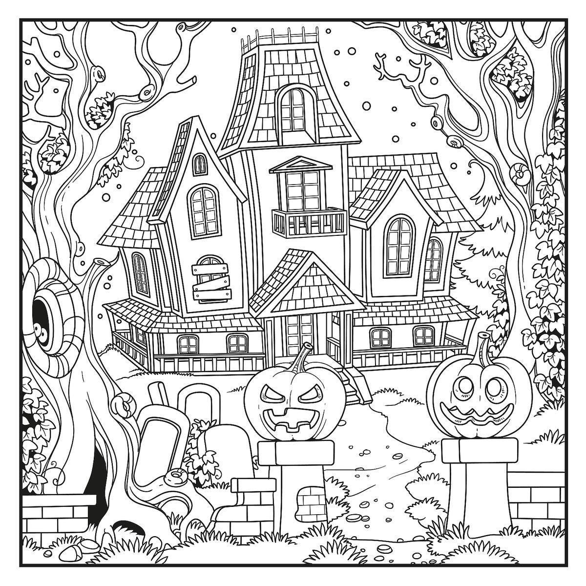 Halloween Coloring Pages Games Halloweencoloringpages Nice Halloween Coloring Pages Games Good Malvorlagen Halloween Kurbis Malvorlage Malvorlagen Fur Kinder