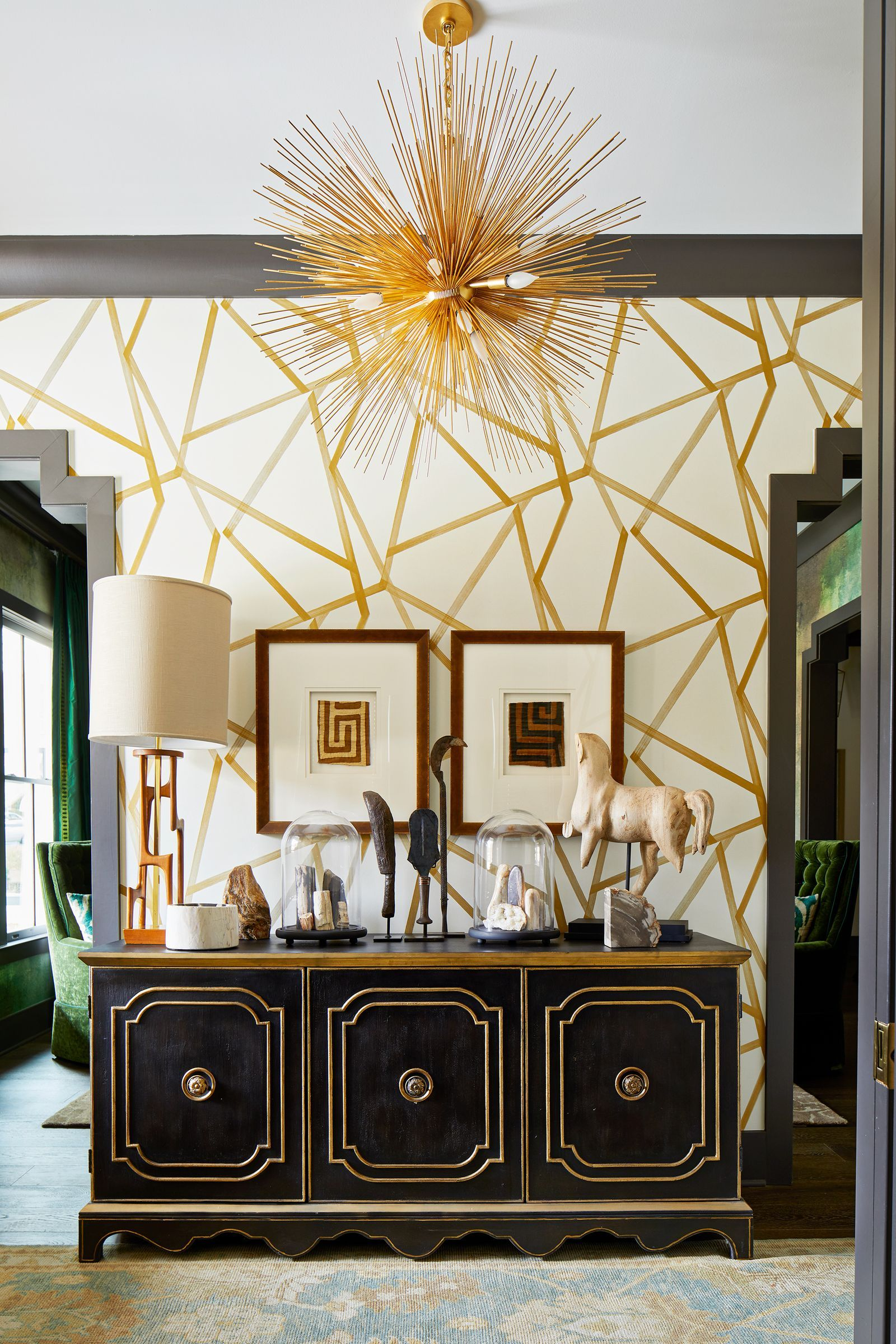 Designers Love This Clever Decorating Trick (It Takes Up
