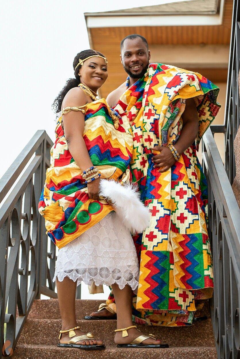 love #marriage #traditionalmarriage #ghana #kente | African fashion modern,  Unique ankara styles, Kente