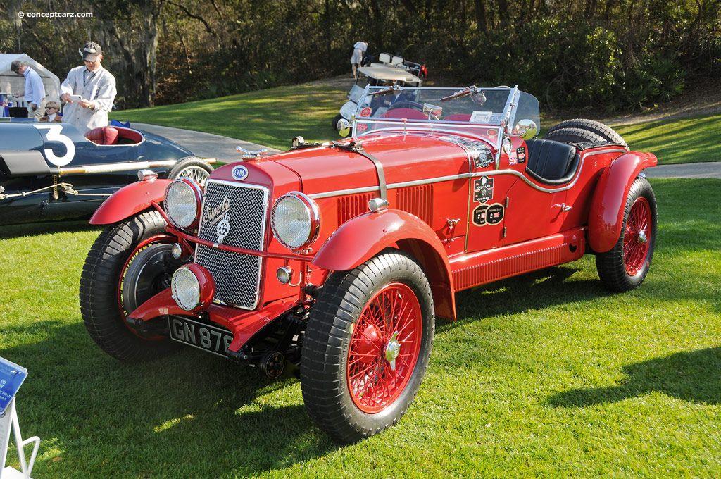 1929 OM 665 SSMM Image Maintenance/restoration of old/vintage ...