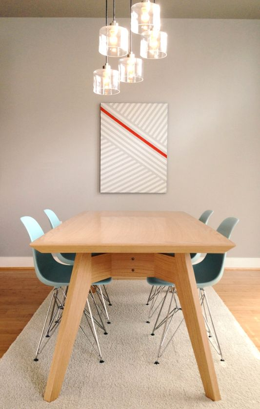 Gus Modern A Simple Beautiful Shot Of Our Span Dining Table Clean Chic