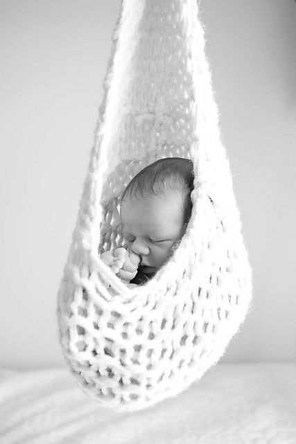 Hanging Cocoon Sling Stork Pouch for Photo Prop pattern by Angie ...