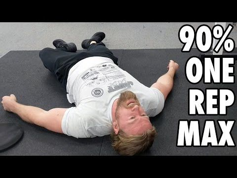 Attempting 90% | Buff Dudes Bulking Plan | P3D1 - #BuffDudesFitnessVideo https://youtu.be/6iwTCeBlPm0