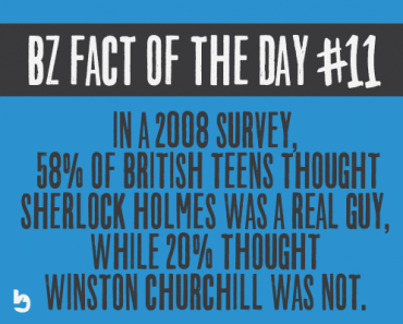BZ Fact of the Day