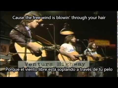 Ventura highway - America [Lyrics/Subtitulado Español] Oh, Vamos Jou, tu siempre puedes cambiar el nombre,...por favor.