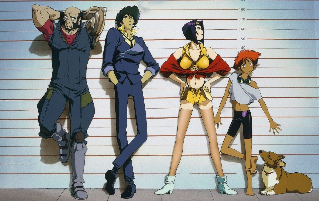10 Best Anime For Beginners HOOKED ON ANIME Cowboy