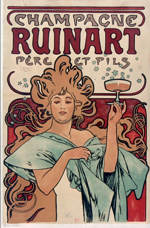 Instant Download Printable Art Alphonse Mucha Vintage Poster Digital Art Print Digital Print Art Nouveau Style With Muse In 2020 Alphonse Mucha Mucha Alphonse Mucha Art