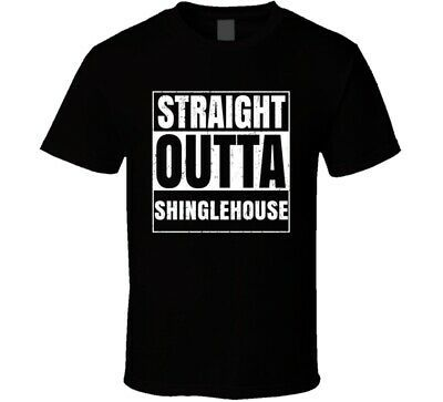 Straight Outta Shinglehouse Pennsylvania City Compton Parody Grunge T Shirt #fashion #clothing #shoes #accessories #men #mensclothing (ebay link)