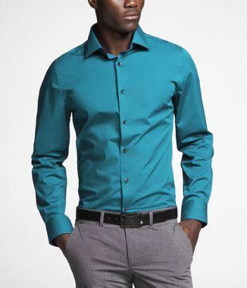 Mens Dress Shirts: Shop 1MX Dress Shirts For Men | Express | Logan ...