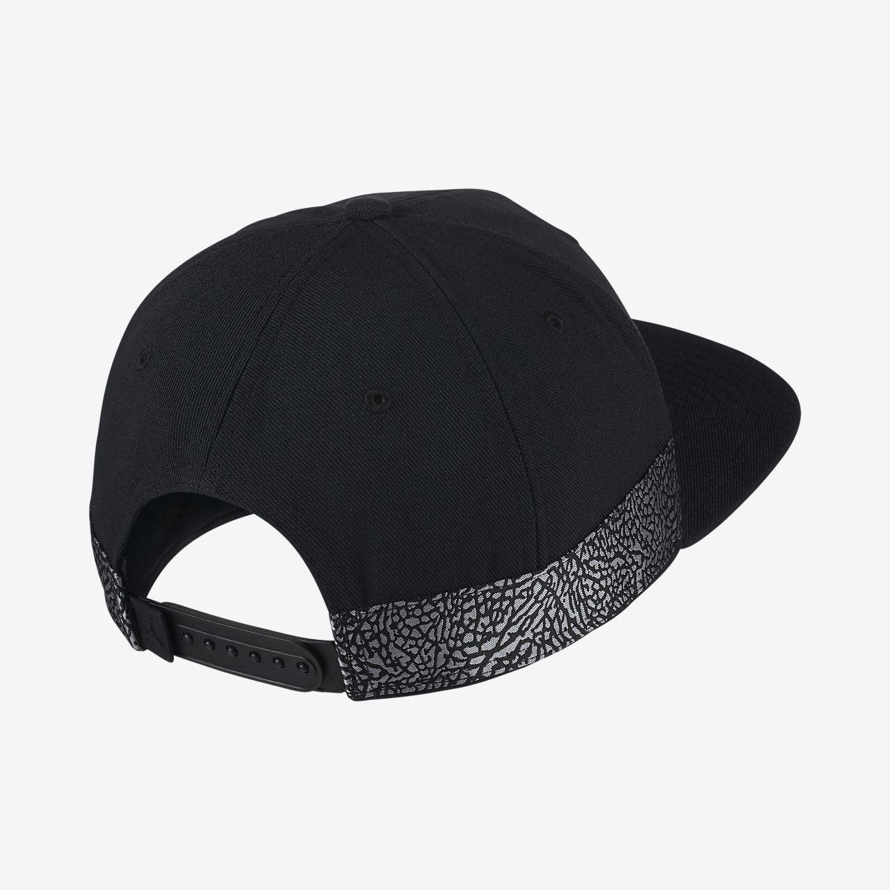 9a653db62f4 Jordan Jumpman Pro AJ3 Adjustable Hat