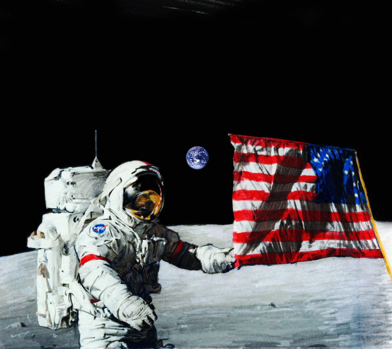 astronauts apollo 17 - HD2340×2083