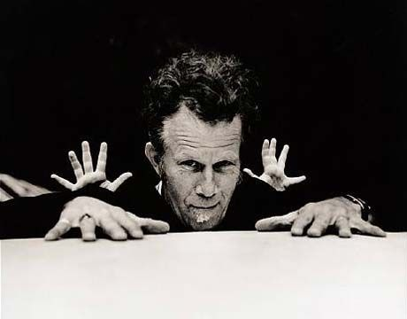 Exclaim News: Anton Corbijn Collects Tom Waits Portraits in New Coffee Table Book