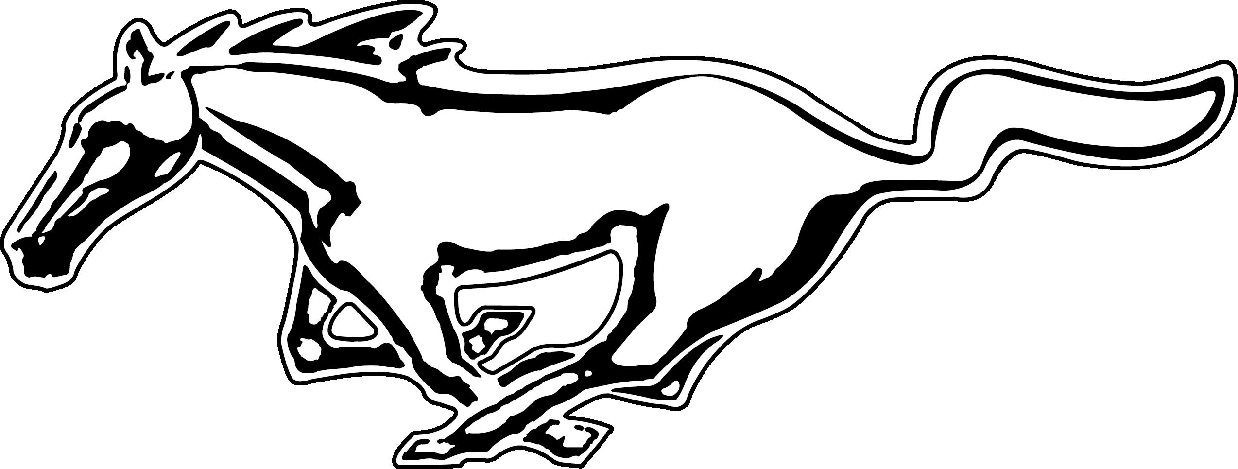 Mustang Logo [Ford PDF] PNG Free Downloads, Logo Brand