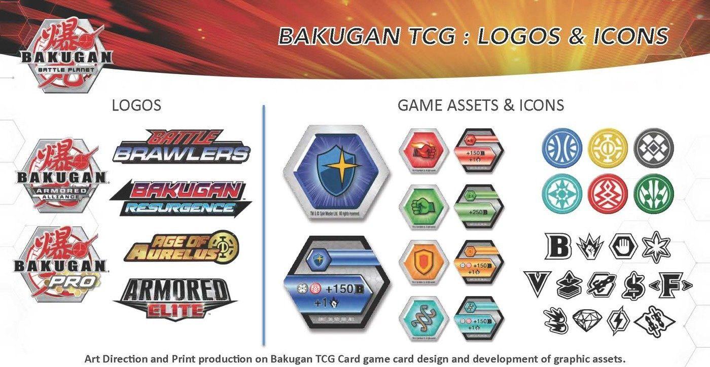 Pin By Anime4ever On Beyblade Burst Bakugan Battle Planet Game Logo Card Design Logo Icons