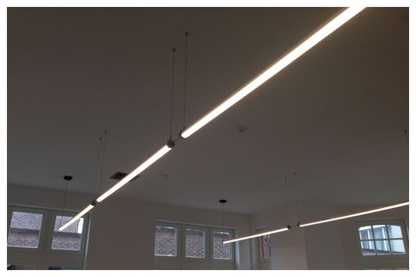 Ip Fluorescent Lighting Safety
