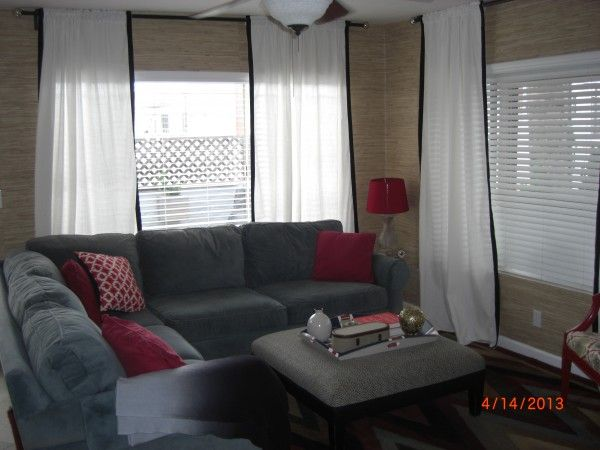 Customize Curtains In Less Than An Hour Curtains Living Room