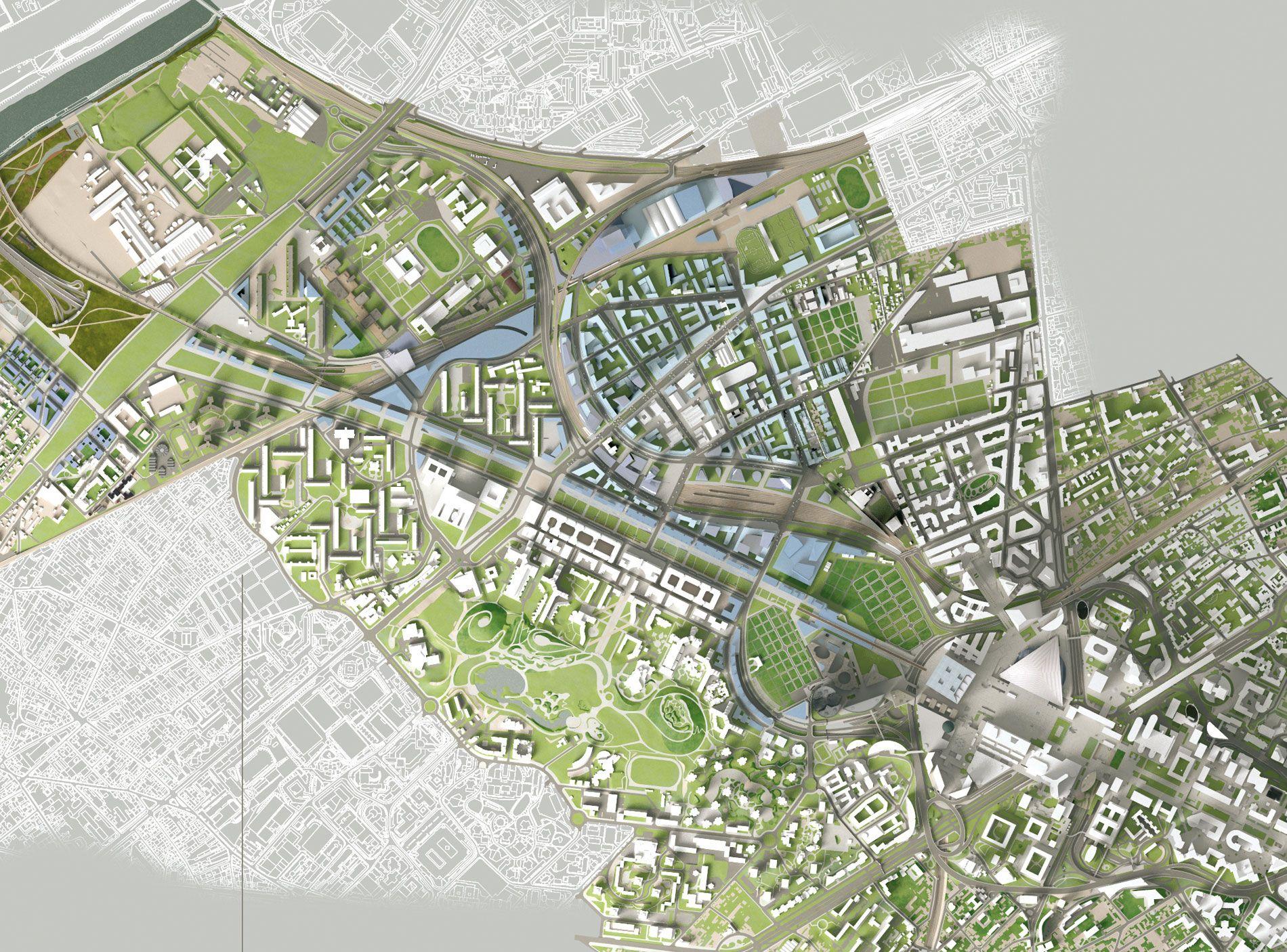 Nanterre les groues1 hd 560635 1325843062 1900 1406 for 3d site plan