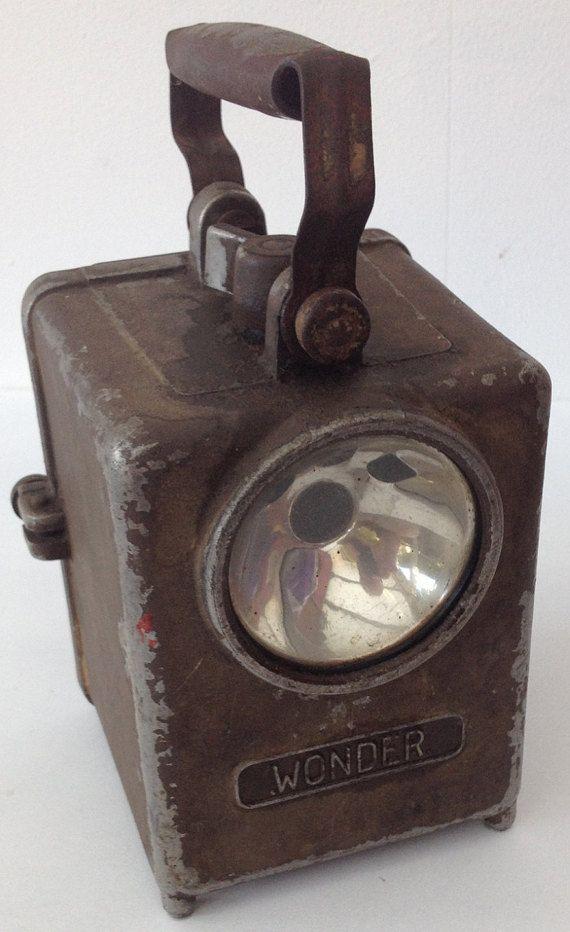 Lanterne Sncf Wonder Type Agral Vintage French Railway Lantern