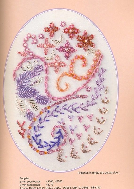 Master Collection Yukiko Ogura 04 Bead Embroidery Japanese Craft