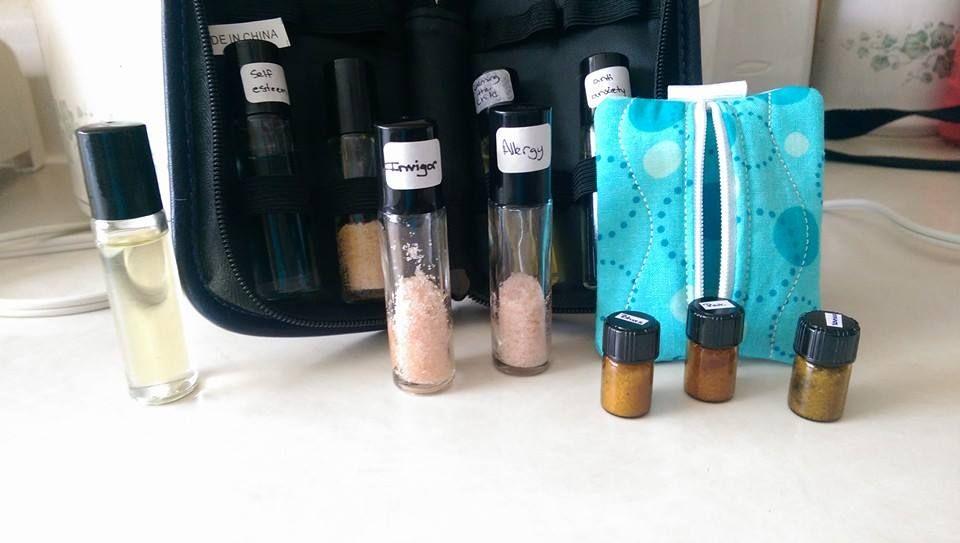 Diy Salt Inhaler Fill 2ml Bottle With Pink Himalayan Salt
