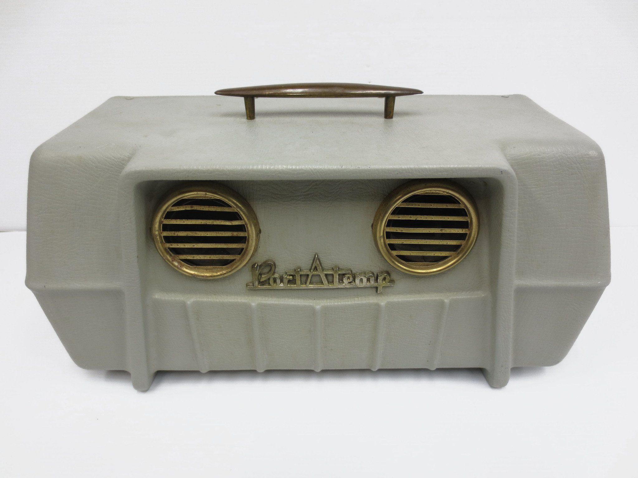 Vintage 1960's Portable Air Conditioning Unit, Vintage