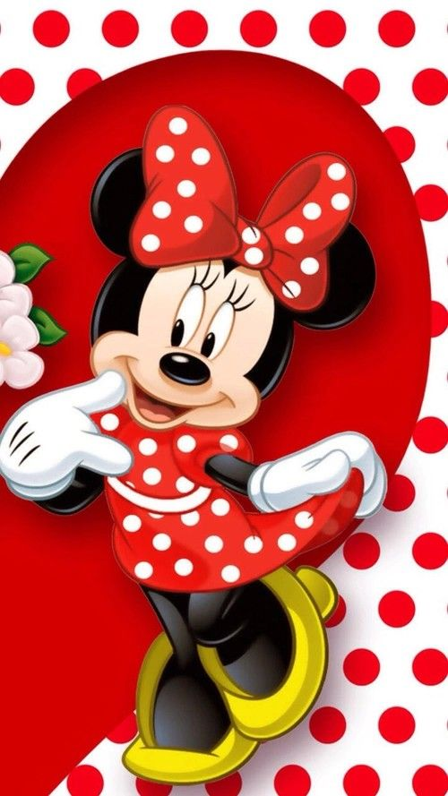 Minnie Minnie Mouse Pictures Minnie Mouse Cartoons Mickey Mouse Art