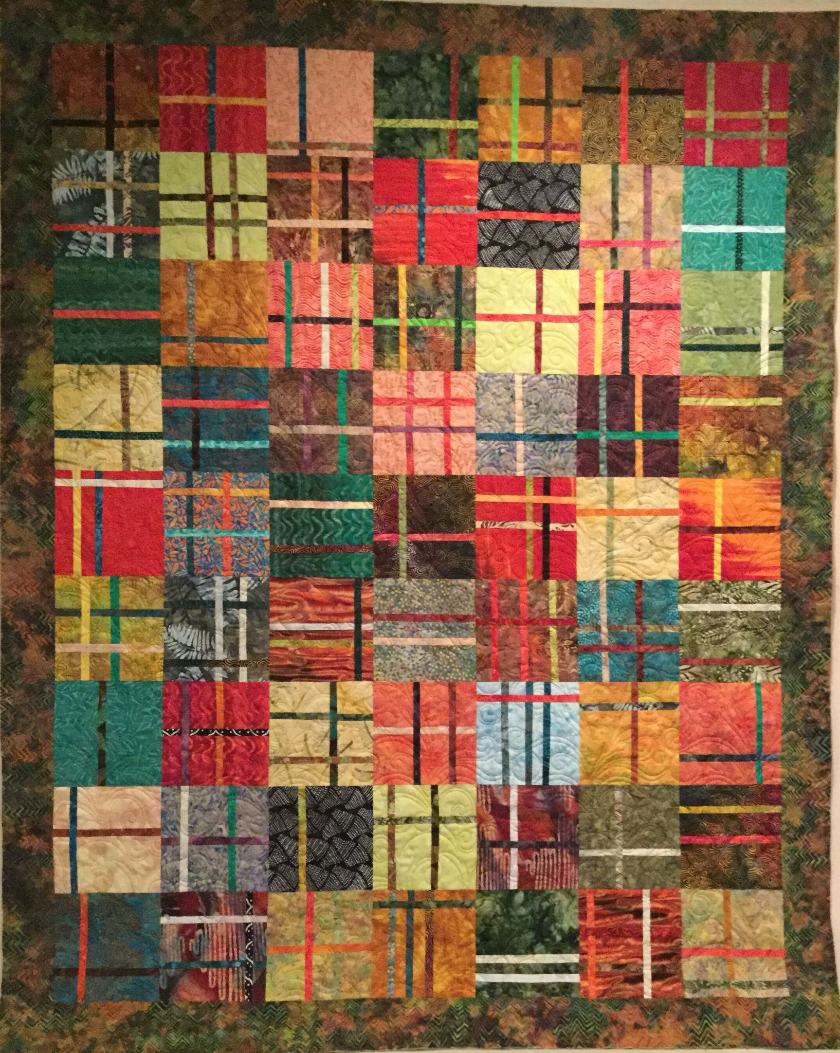 Batik Quilt Cranberry Chutney Pattern With Images Quilts Batik Quilts Greendale