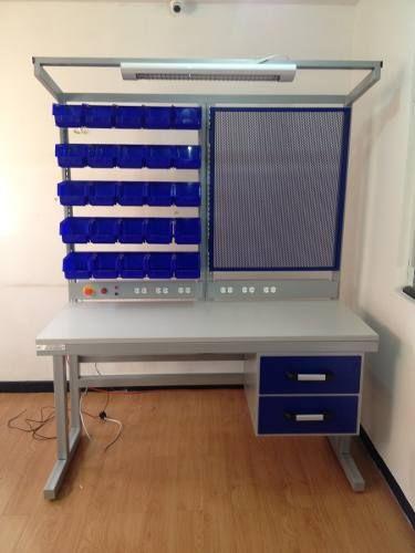 Mesa de trabajo electrico mesa de trabajo pinterest - Mesa trabajo taller ...