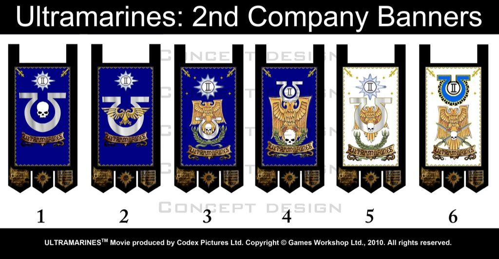 Ultramarines Banners Warhammer 40k And Fantasy Warhammer 40k