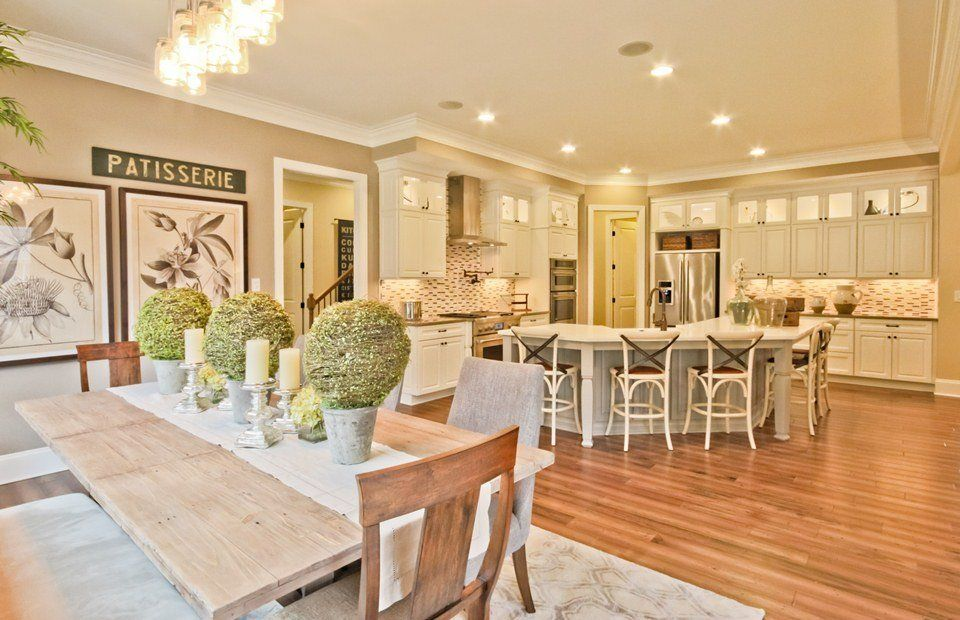 Foxmoor New Home Features Suwanee Ga Pulte Homes New Home Builders Reserve At Moore Road Home Home Decor Dining Table