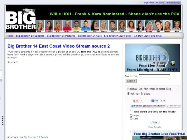 Pin by LED TV Reviews & Deals on Big Brother Spoilers in